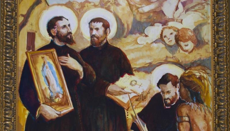 Santos Mártires Rioplatenses - Jesuitas